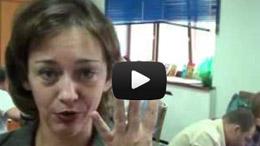 Видео Жанны Завьяловой.