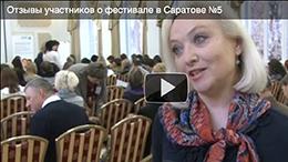 Фестиваль бизнес-тренеров ICBT в Саратове